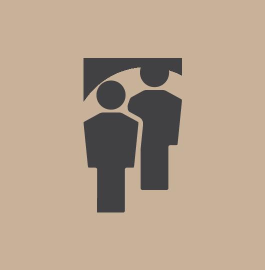 Dos personas